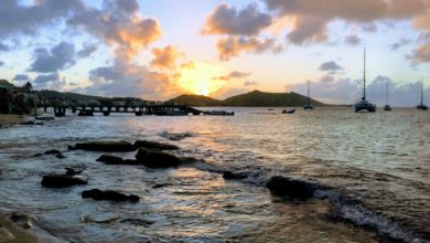 Photo of There is Much to Be Thankful For on Sint Maarten As Hurricane Maria Passes