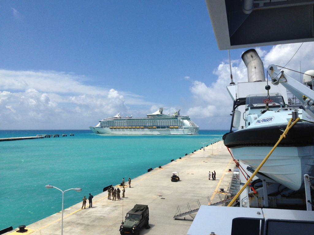 Photo of Afternoon Update: List of St Martin Shelters, Cruise Ship Evacuating U.S. Citizens, Dutch Step Up, More