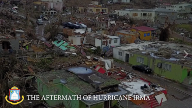 Photo of Watch: Sint Maarten Government Video Shows Astonishing Footage of Post-Irma Sights