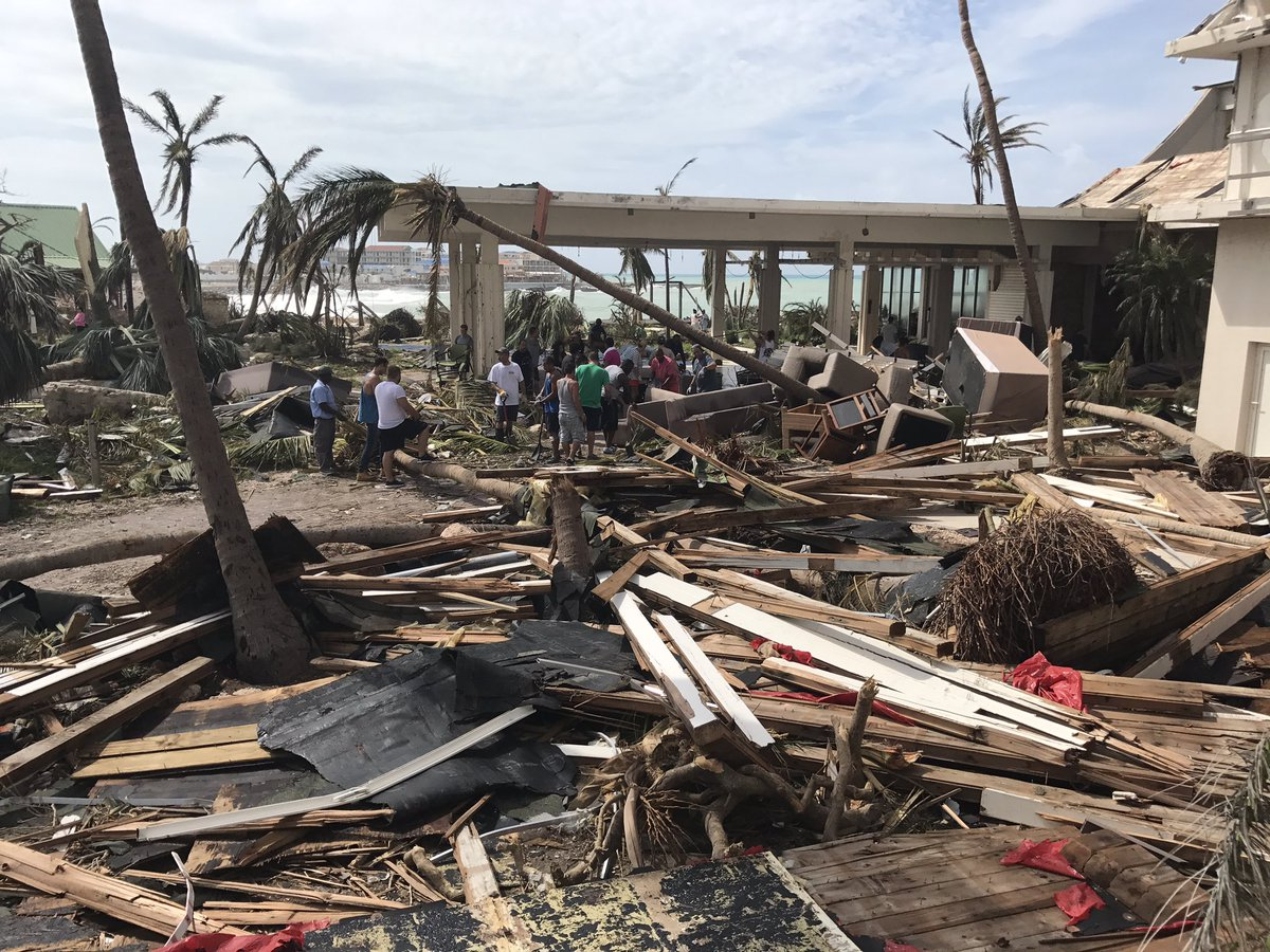 Photo of Here's How to Help Rebuild St Maarten/St Martin in Aftermath of Hurricane Irma – #RebuildSXM