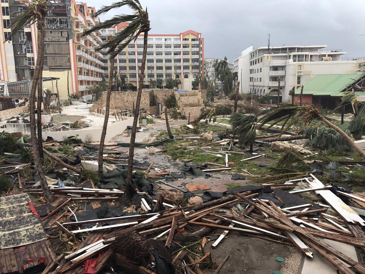 Photo of Watch: Sonesta Resort Employee Describes His Experience, the Magnitude & Destruction of Irma (Video/Photos)
