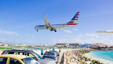 Photo of Sint Maarten's Princess Juliana Airport (SXM) to Reopen to International Flights on July 1