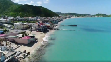 Photo of Watch: Aerial Drone Footage of Grand Case Shows Grand Case Beach Club, Calmos Cafe, Zen It, More