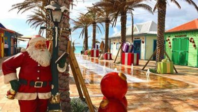 Photo of It's Beginning to Look A Lot Like Christmas in Saint Martin (Photos & Videos)