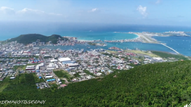 Photo of Watch: Stunningly Beautiful Drone Footage From the Top of Rainforest Adventures in Sint Maarten