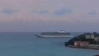 Photo of First Post-Irma Cruise Ship Arrives in Sint Maarten, the Friendly Island Welcomes Tourists Back
