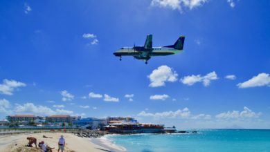 Photo of My Post-Irma Trip to St. Martin: Part 10 – Video of Maho Beach, Sunset Beach Bar, Driftwood, Cupecoy