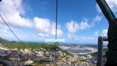Photo of Watch: Soar Like a Bird on Rainforest Adventures Flying Dutchman Zip Line with SHOWME Caribbean