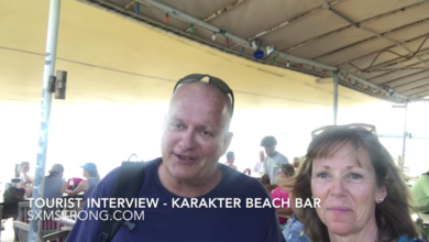 Photo of Watch: Tourists Say Saint Martin is as Fun as Ever, Beaches Fabulous