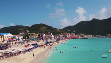 Photo of SHOWME Caribbean: Great Bay Beach in Philipsburg is Back and Thriving (Video)