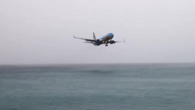 Photo of Watch: Dramatic Footage of Aborted Landing as 737 Approaches SXM