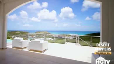 Photo of Watch: Saint Martin Featured on HGTV House Hunters International Episode