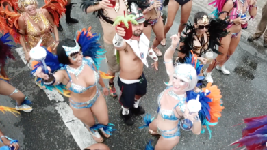 Photo of Watch as Sint Maarten Comes Alive, Dances in the Colors of Carnival (Video)