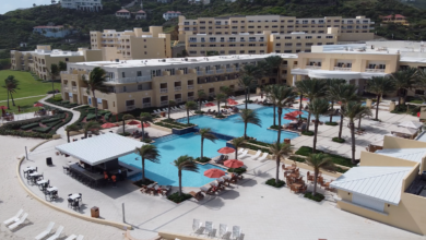 Photo of St Maarten: Drone Footage of Westin Dawn Beach Resort Shows Lots of Work Remains, Dawn Beach Club Open
