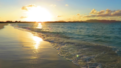 Photo of Transport Yourself to Anguilla's Rendezvous Bay For Thirty-Two Seconds of Pure Bliss (Video)